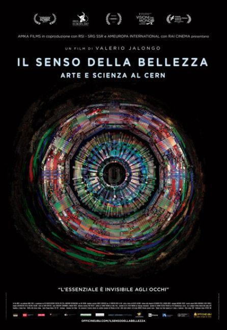 IL SENSO DELLA BELLEZZA, ARTE E SCIENZA AL CERN